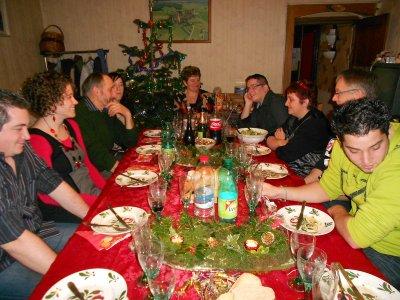 REVEILLON  DU  24  DECEMBRE  2011
