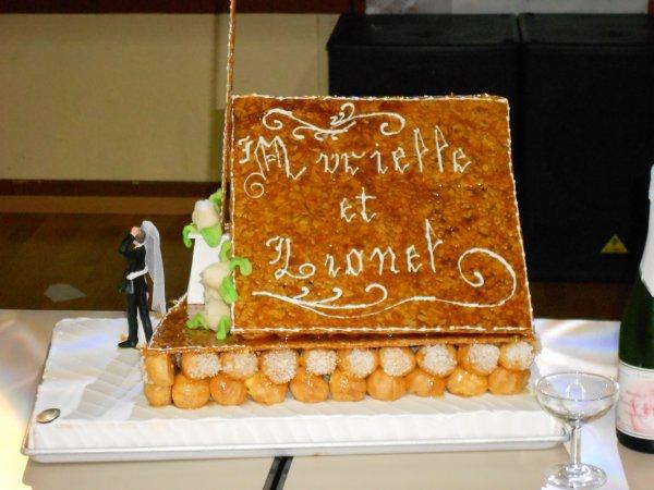 MARIAGE   DE  MUMU  &  LIONEL... 16  JUIN  2012...