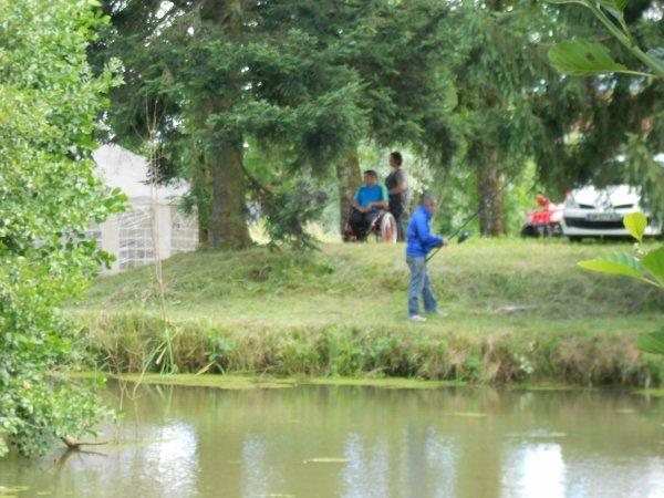SUITE 1 - JOURNEE  PECHE  -  Dimanche 8 juillet 2012...