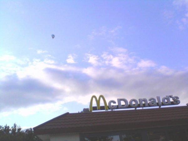 PETITE  SOIREE  AU  MAC  DO... lol... Mardi  17  juillet 2012