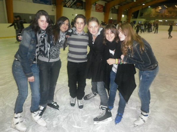 annif patinoire <3