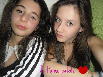 Manon, petite soeur !♥.