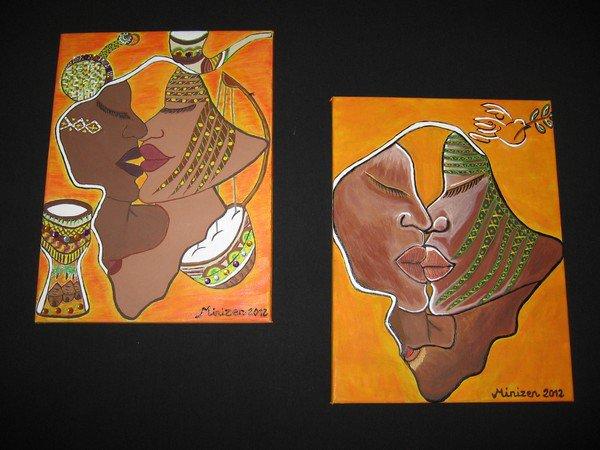 @Africa @ et @African-song@
