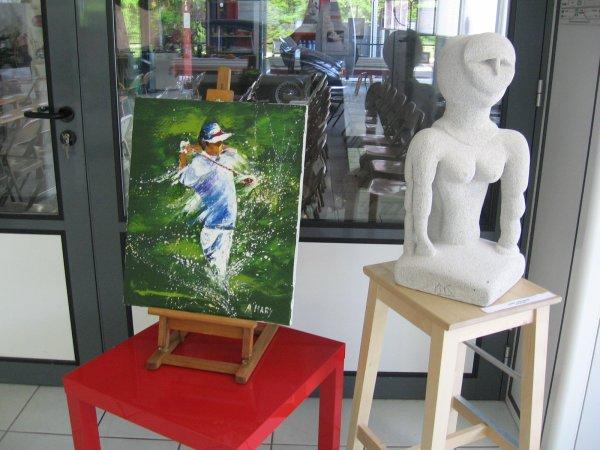 @EXPOSITION ET DEDICACE DE LA ZINGARO A BLERE ET CONCERT JAZZ MANOUCHE@