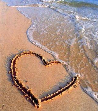 le coeur de notre amour