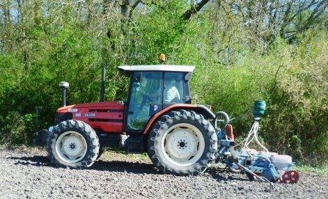 semi de maïs 2011