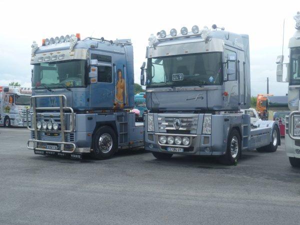 rassemblement camion à Chevanceaux16