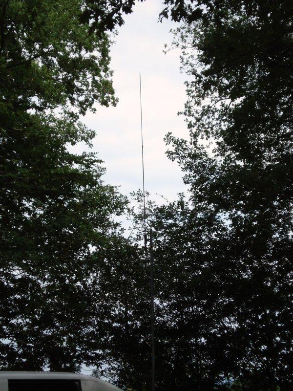 Instalastion antene cb pour l'enduro