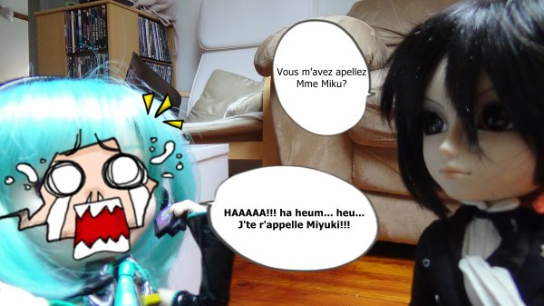 ✿☆❤Hallo Miyuki?!✿☆❤