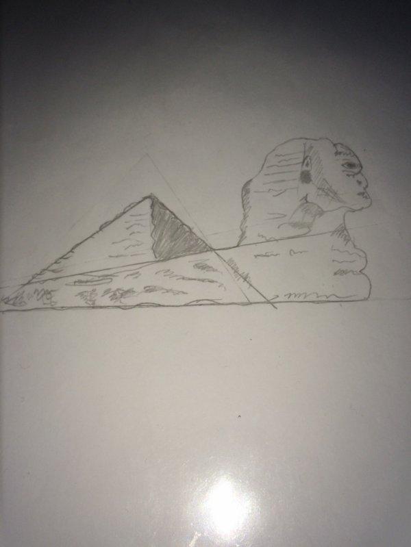 Le Sphinx!!