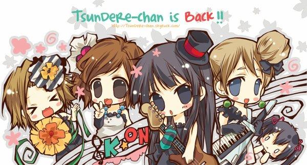 TsunDere-chan ツンデレ No Sekai ____>>   Bienvenue>>