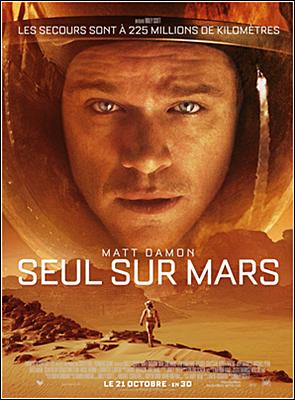 Seul sur Mars