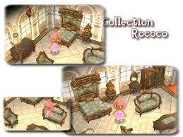 Collection Rococo