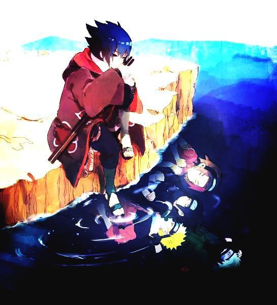 Images -plus ou moins- magnifiques Sasuke