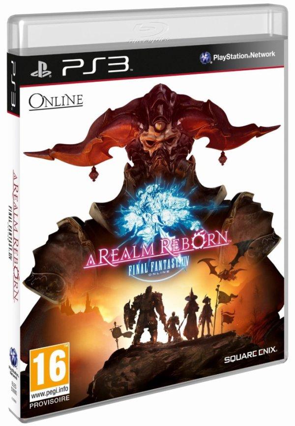 fina fantasy IXV ARELM reborn 27/08/2013