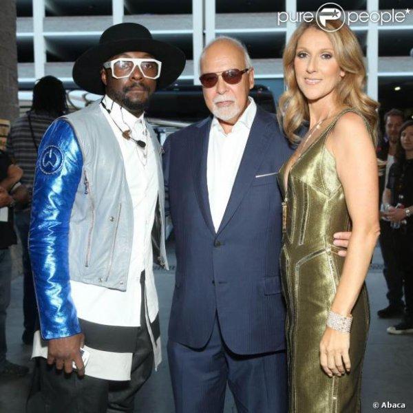 Céline Dion amoureuse, Cathy Guetta fière de David aux Billboard Music Awards !!!