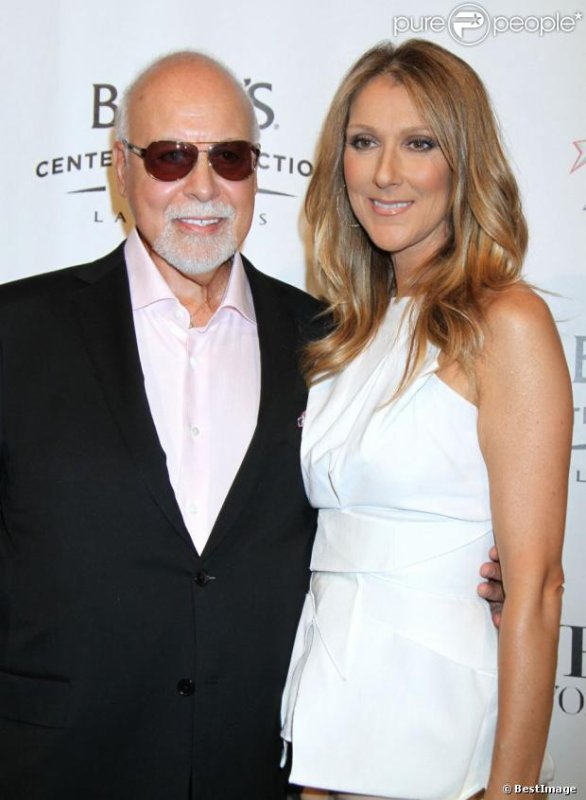 Celine Dion : Glamour et amoureuse au bras de son René chéri !!!!