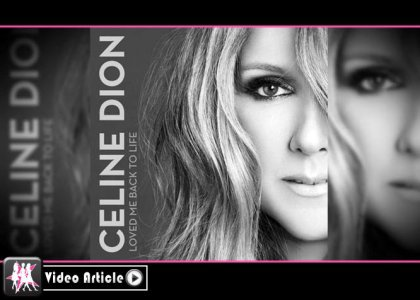 "Céline Dion : Le tracklisting de son nouvel opus ""Loved me back to life"" !!!"