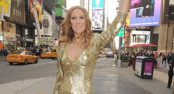 Céline Dion : une nouvelle statue de cire chez Madame Tussauds à New York !!!