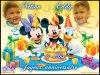 Joyeux anniversaire les loulous ♥