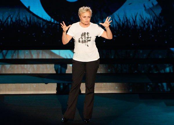 Céline Dion passe le relais à Muriel Robin au générique de C'est votre vie!