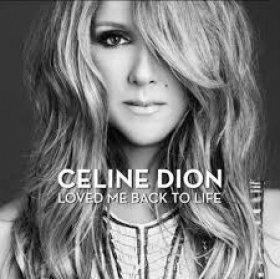 """Gagnez le CD """"Loved me back to life"""" de Céline DION !!!"""