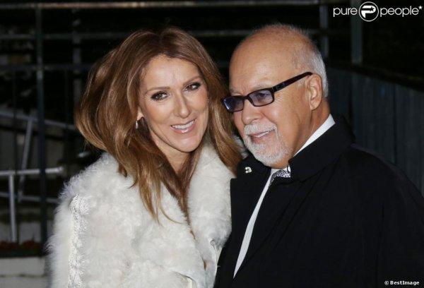 René Angélil : Le mari de Céline Dion opéré d'une tumeur cancéreuse !!