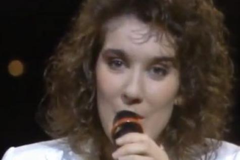 Il y a 26 ans que Céline Dion remportait l'Eurovision. !!!