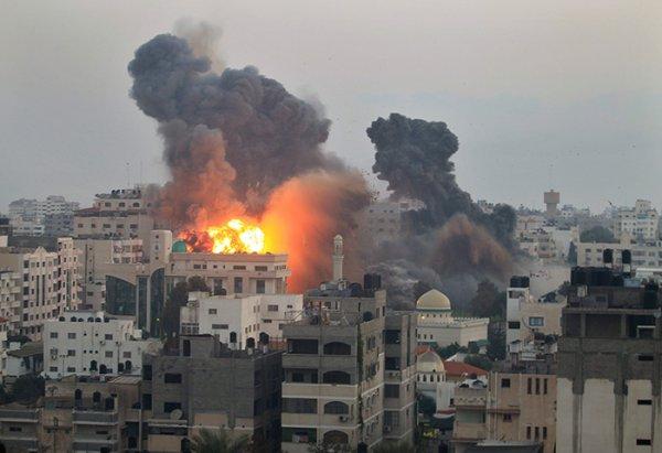 #PrayforGaza