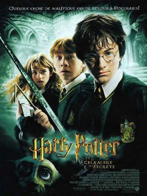 """Résultat de recherche d'images pour """"HARRY POTTER ET LA CHAMBRE DES SECRETS film blog"""""""