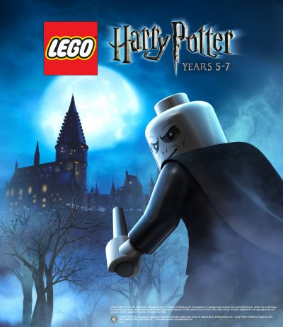 Sortie du jeu Lego: Harry Potter: Years 5-7