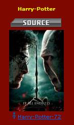 Présentation de mon blog Harry Potter