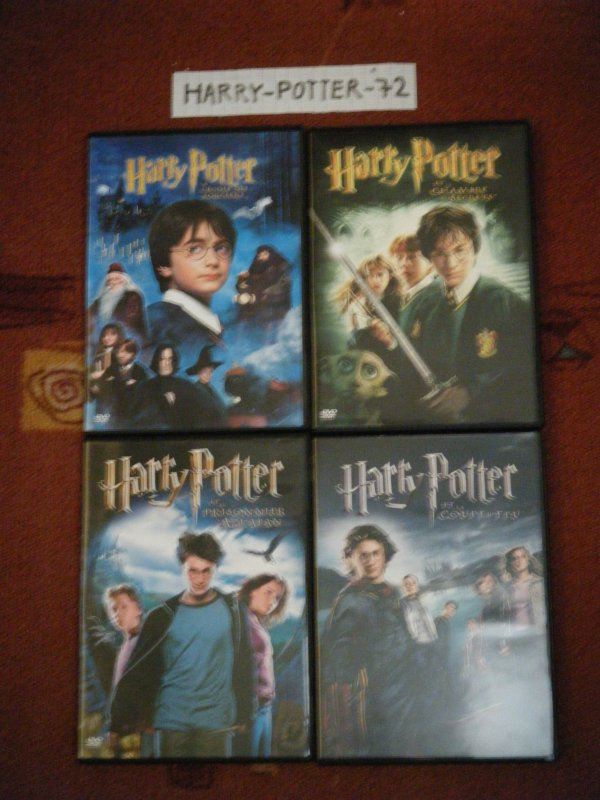Les films Harry Potter