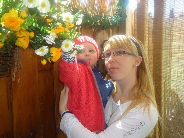 moi et ma petite poupée d'amour