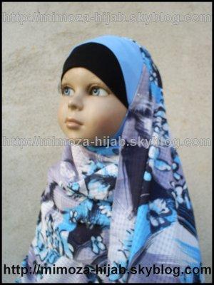 Hijab imprimé série limitée