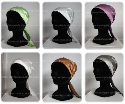 Bonnet Satin