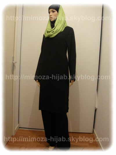 ENSEMBLE TUNIQUE+ PANTALON/JUPE