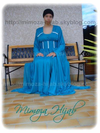 Robe de Dubaï : Modèle C.Centrale 129¤