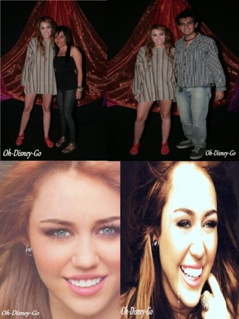 Gypsy Heart Tour 2011 En Concert à Mexico Au Mexique Photo Des Backstages le 26 mai 2011+ New Photoshoots Inconnu De Miley