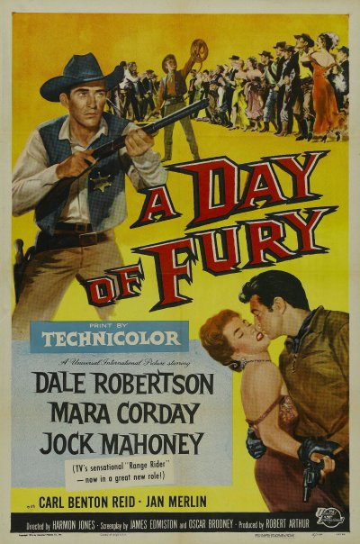 A Day of Fury 1956 - 24 Heures de Terreur - Harmon Jones