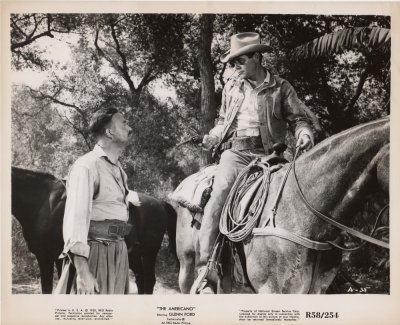 The Americano - 1955 - Rendez-vous sur L'amazone -  William Castle