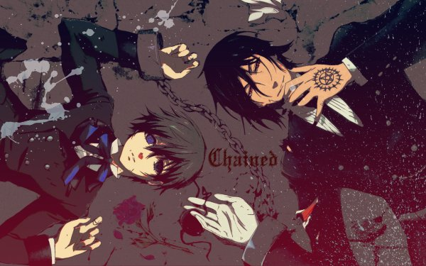 Shiver - The GazettE ( Opening Black Butler S2)