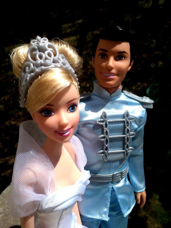 Le mariage de Cendrillon