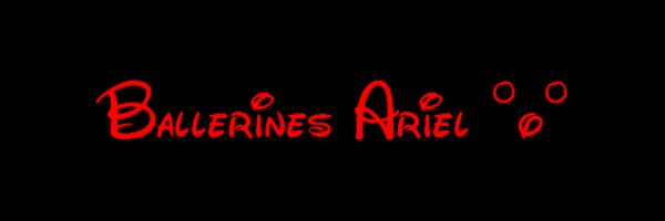 Ballerines ( Ariel )