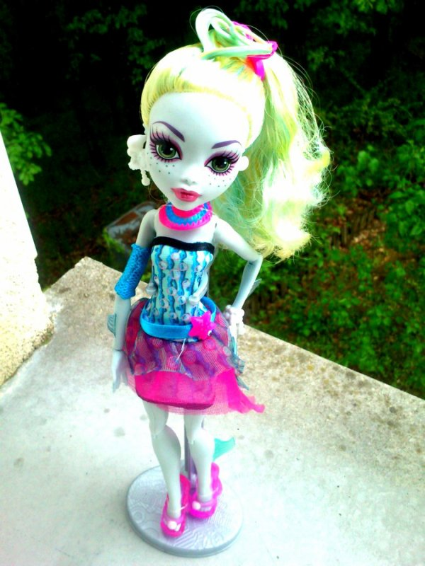 Monster High et Raiponce