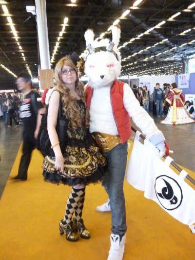 Japan Expo 2012 13ème Impact!!
