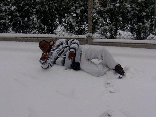 oulala harmoi neige