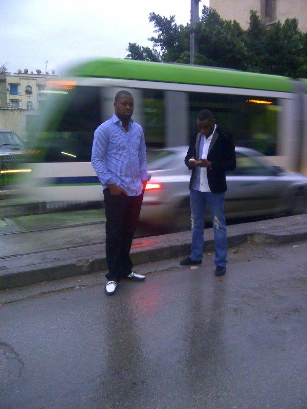 prince obara et moi