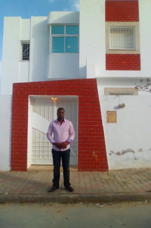 chez moi ( tunisie)