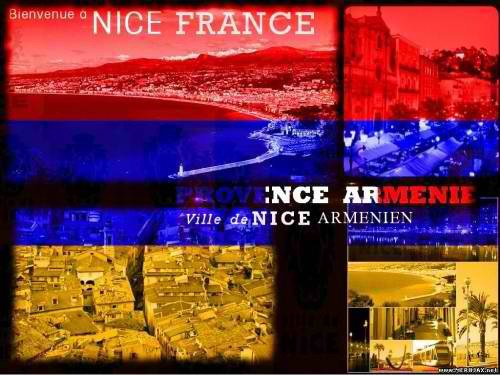 Armenien Nice France Provance Armenie
